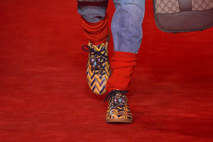 Show de Gucci otoño 16 hombres en Milán