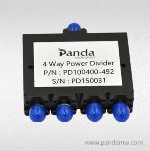 PD100400-492 Power Divider