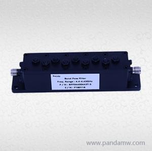 BPF04400443T-S Band Pass Filter