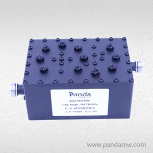 BPF07420758-N Band Pass Filter