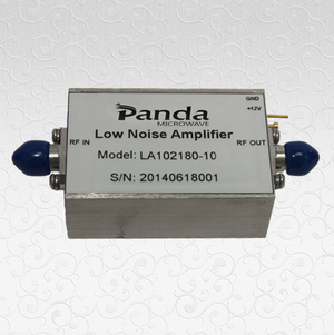 LA102180-G50P10 Low Noise Amplifier