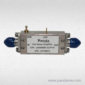 LA040080-G27P10 Low Noise Amplifier