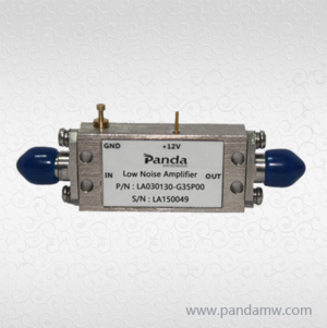 LA030130-G35P00 Low Noise Amplifier