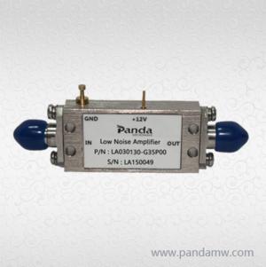 LA030130-G35P00 Low Noise Amplifier