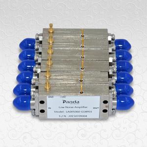 LA005060-G18P03 Low Noise Amplifier