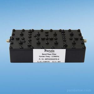 BPF25502570-S Band Pass Filter