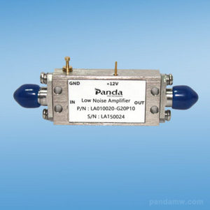 LA010020-G20P10 Low Noise Amplifier