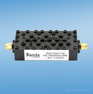 BPF05870592-SMM Band Pass Filter