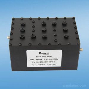 BPF00410045-S Band Pass Filter