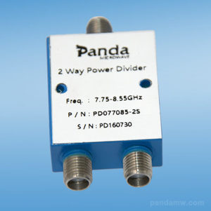 PD077085-2S 2 Way Power Divider