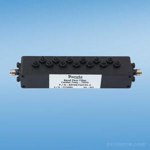 BPF06750725-S Band Pass Filter