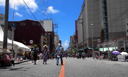 沖縄観光 国際通り